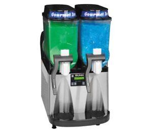 New-Bunn-Ultra-2-High-Performance-Frozen-Drink-Machine-34000-0081