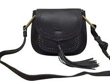 Chloe Hudson bag  perforated tassel