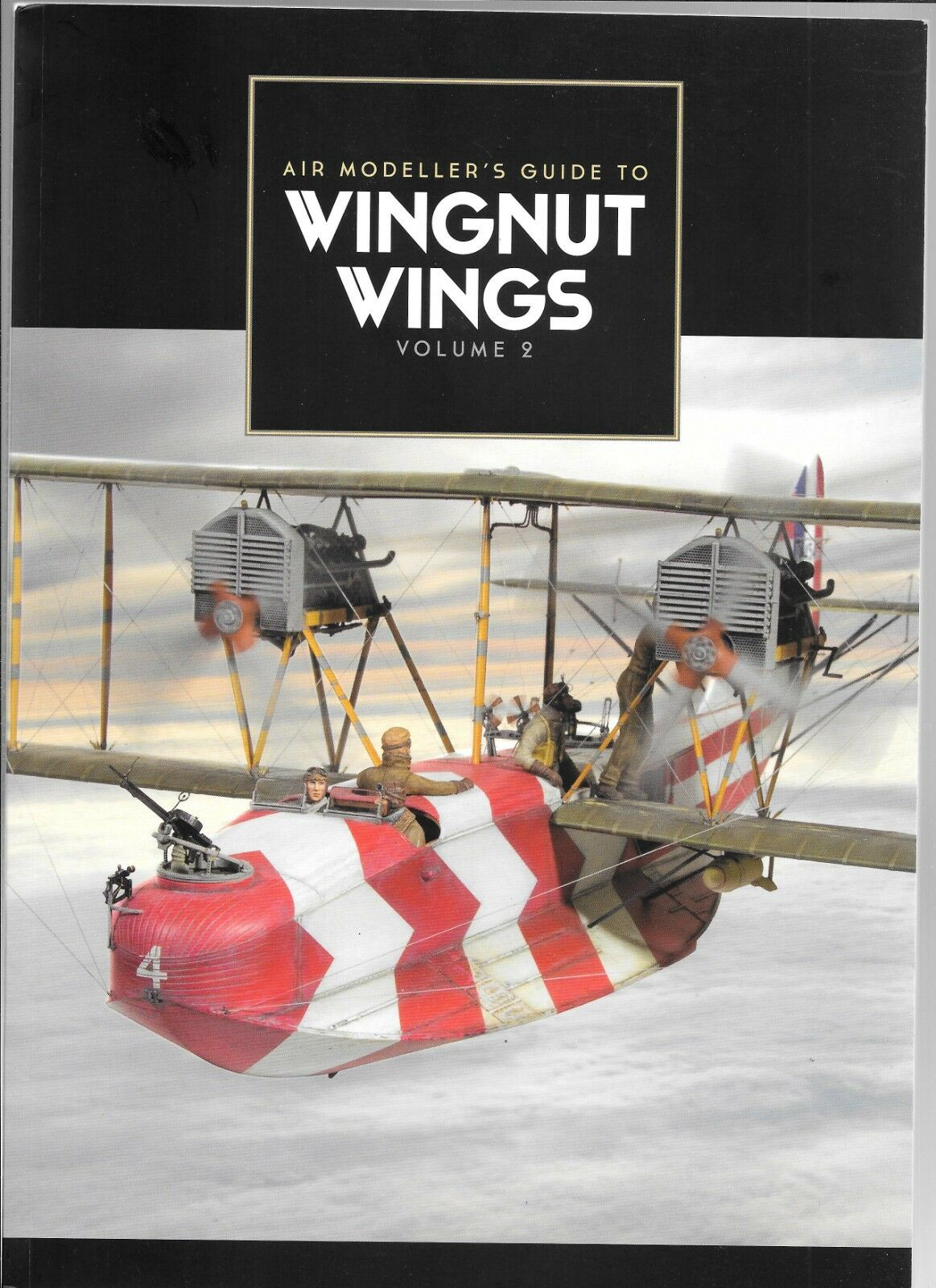 Air Modeller's Guide to WINGNUT WINGS VOL. 2, Softcover Reference NM - ST