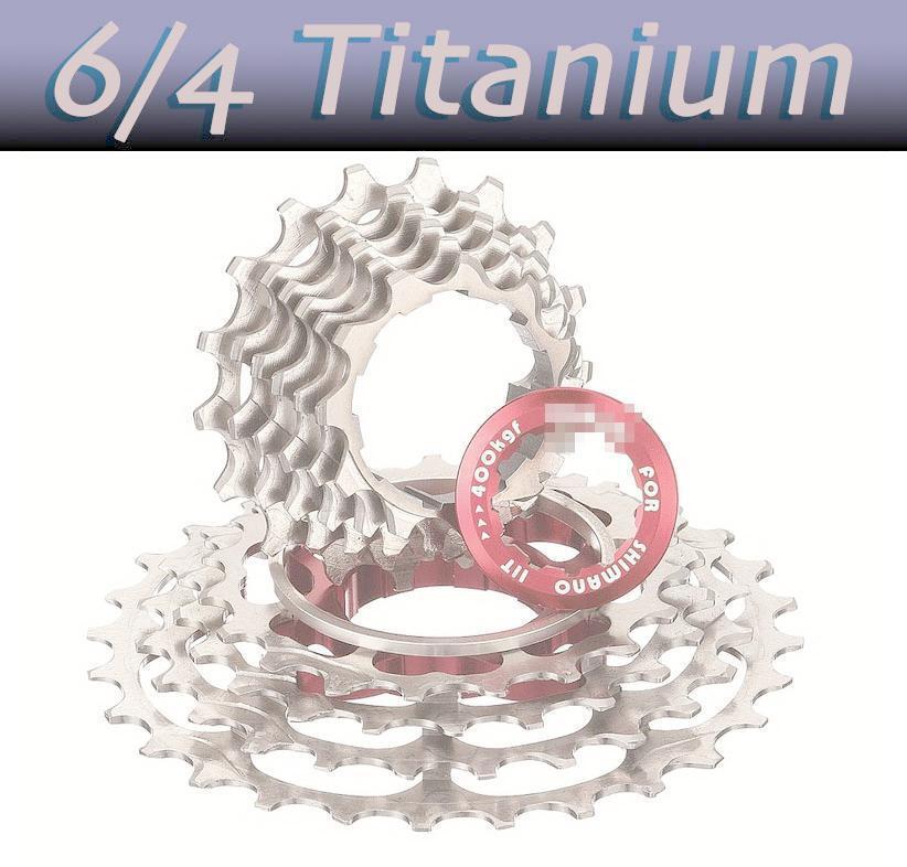 10 speed 6 4 Titanium CASSETTE 11-28 for shimano,fits dura ace ultegra sram red
