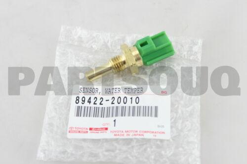 8942220010 Genuine Toyota SENSOR DIESEL ENGINE WATER TEMPERATURE 89422-20010