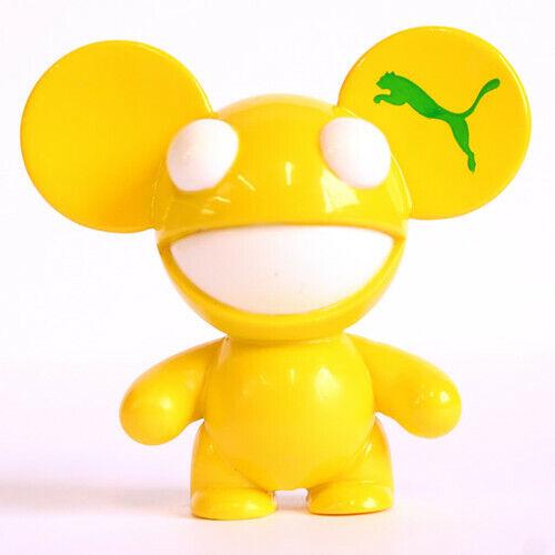 NUOVO in scatola Deadmau 5 GIALLO PUMA Mini DA COLLEZIONE Ltd Edition