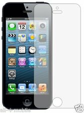 3 ANTI GLARE / MATTE screen cover guards films for Apple Iphone 5S / 5C / 5GS