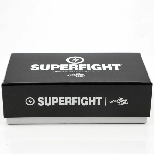 Superfight 500-Card Core Deck Main Starter Board Party Game