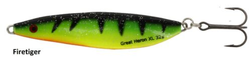 Kunstköder zum Spinnangeln Westin Great Heron 32g 9cm Meerforellenblinker