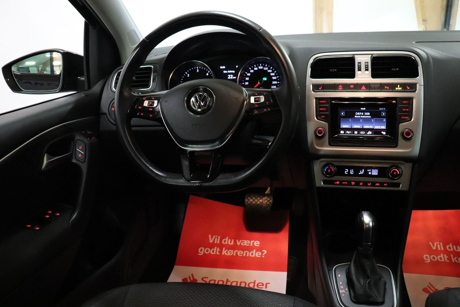 VW Polo 1,4 TDi 90 Highline DSG BMT