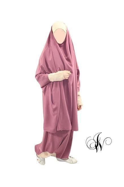 Jilbab Sarouel Ado   Teenager Damen 10 10 10 18 Jahre 2e1650