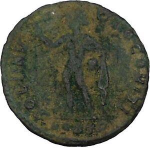 Constantine-the-Great-316AD-Ostia-mint-Rare-Ancient-Roman-Coin-Sol-Sun-i45858
