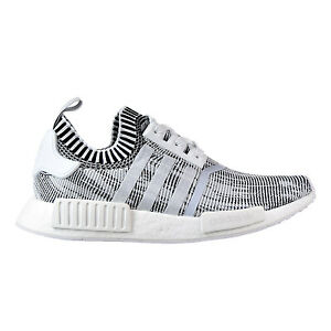 best service c9440 e7199 Details about Adidas NMD_R1 PK Men's Shoes White/White/Black by1911