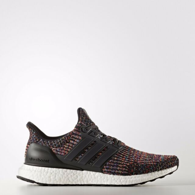 NEW DS size 10 Adidas Ultra Boost 3.0 Multi-Color UltraBOOST LTD Rainbow  CG3004 bcfd4120d