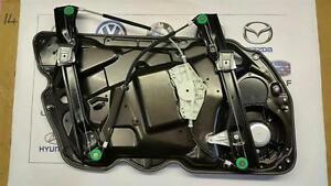 Volkswagen-Passat-B7-Driver-off-11-14-Door-Front-Window-Regulator-RH-3AA837462B