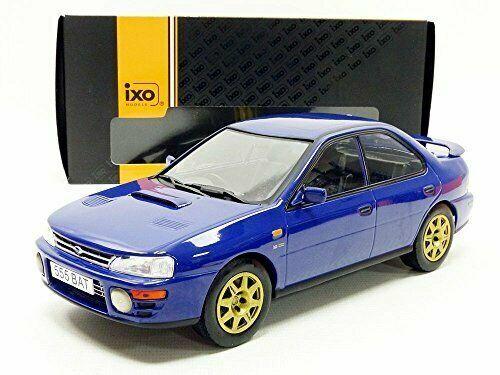 el mas reciente IXO IXO IXO 1995 Subaru Impreza WRX Azul Escala 1 18  Nuevo    muy bonito   Nuevos productos de artículos novedosos.