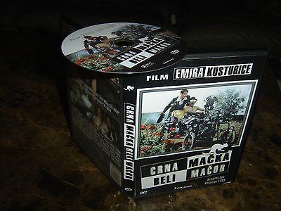 Crna Macka Beli Macor (DVD 1998)