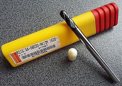 Systematisch Fräser Ø 6,00 Mm Vhm Radiusfräser Sandvik R216.44-06030-ak13n 1620 Milling In Vielen Stilen