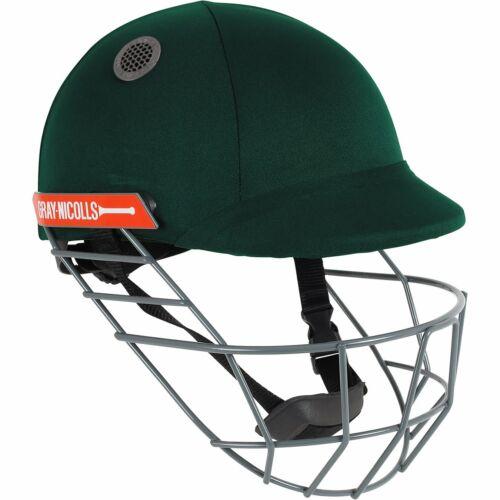 Cricket Helmet Gray-Nicholls Atomic Navy Green Maroon Black Junior Senior
