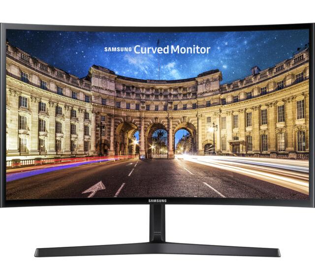 "SAMSUNG C27F396 Full HD 27"" Curved LED Monitor"