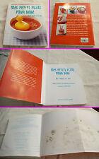 Livre - Mes petits plats pour bébé de 4 mois à 3 ans (2008)