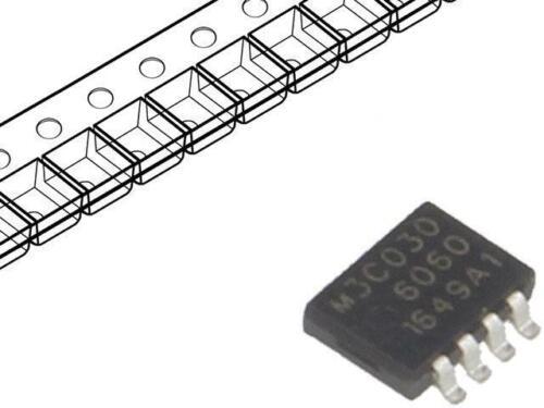 4x PSMN3R0-30MLC.115 Transistor N-MOSFET unipolar 30V 70A 88W LF