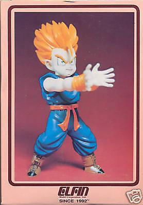 VINYL Model Kit da montare e colorar Dragon Ball Elfin TRUNKS SUPER SAIYAN