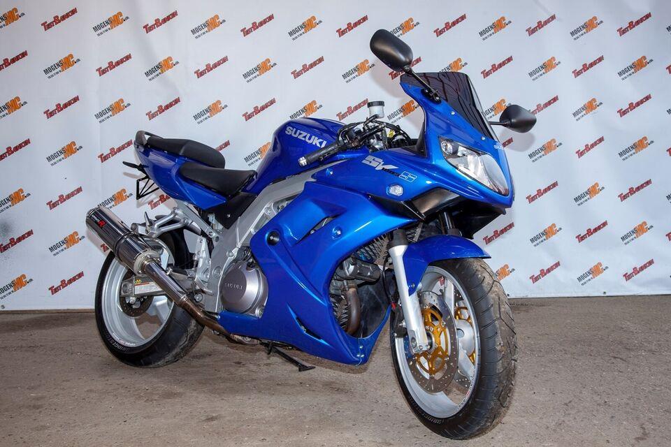 Suzuki, SV1000SK3, ccm 1000