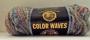 Lion-Brand-Color-Waves-Yarn-Pebble-Beach-125-Yards-113-meters-5-Bulky