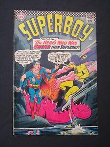 Superboy #132 F 1966  Mid Grade Silver Age DC Comic