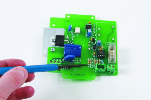 Wire Brush Scraper /& Dual Probe Laser 7646Soldering Aid Tools 4pc Heat Sink