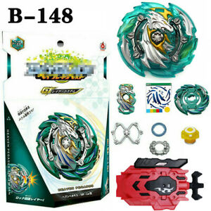 Beyblade-Burst-GT-B-148-CHO-Z-HEAVEN-PEGASUS-10P-Lw-With-L-R-Launcher-Toys