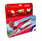 Airfix RAF Red Arrows Gnat In 1 72 1555105 Glow2b A55105 X