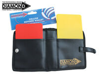 Brand Deluxe Referee Wallet - Diamond Football Company