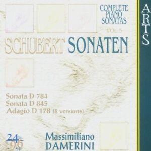 MASSIMILIANO DAMERINI - SÄMTLICHE KLAVIERSONATEN VOL.5 CD NEW! SCHUBERT,FRANZ - Weinstadt, Deutschland - MASSIMILIANO DAMERINI - SÄMTLICHE KLAVIERSONATEN VOL.5 CD NEW! SCHUBERT,FRANZ - Weinstadt, Deutschland