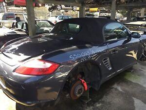 Image Is Loading Porsche Boxster 987 Tonneau Cover 514 011