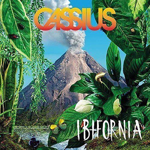 CASSIUS Ibifornia 2016 10-track CD album NEW/SEALED Pharrell Mike D Cat Power