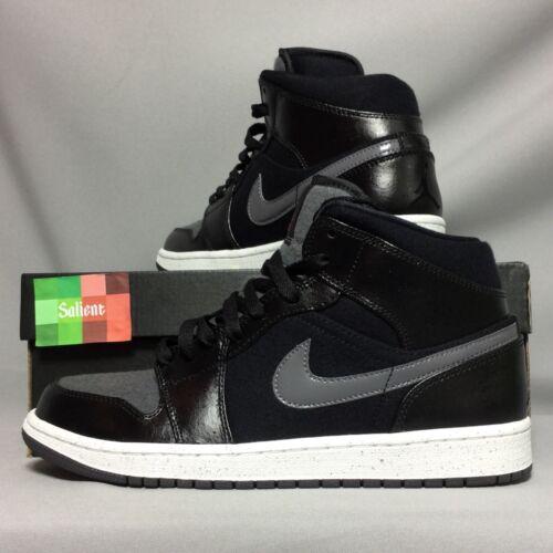 852542 Us9 Dunk Air 2 One Premium I 5 Noir Eur42 High 1 Uk8 Nike Mid Jordan 001 81TxZZz