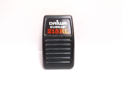 781-6505 Silvercast 215RL DAIWA SPINNING REEL PART Push Button