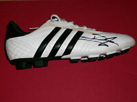 MOHAMED DIAME AUTOGRAPH HAND SIGNED FOOTBALL BOOT SOCCER NEWCASTLE UNITED