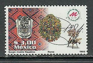 Mexico - Mail 1999 Yvert 1876 MNH