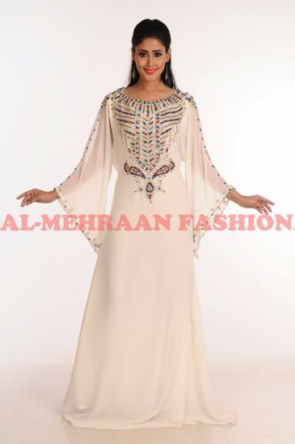Fancy vrouwenjurk Design Jilbab 2018 Abaya Wear 187 Islamic Arabische 80wmnvN