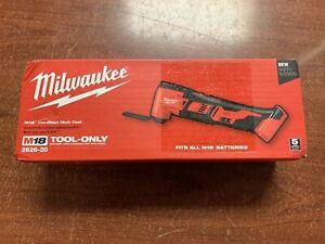 BRAND NEW Milwaukee 2626-20 M18 Multi Tool (Tool-Only) 'Oscillating Tool'
