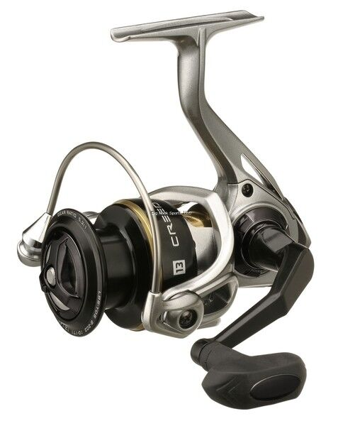 NEW  13 Fishing One 3 Creed K 2000 Spinning Reel, gold CRK2000