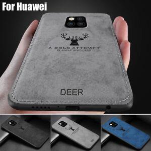 For-Huawei-Mate-20-10-Lite-P20-P30-Nova-3i-2i-Hybrid-Soft-TPU-Leather-Case-Cover