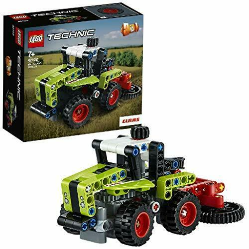 7... LEGO Technic Mini Claas Xerion Set di Costruzioni Trattore per Bambini