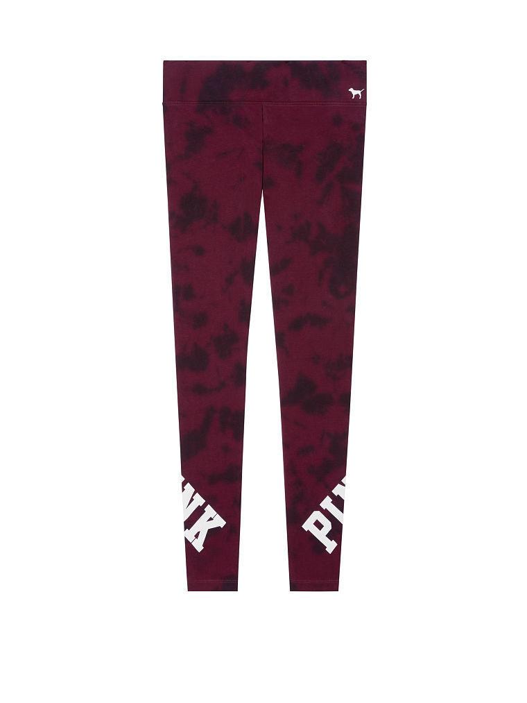 Victoria's Secret PINK Tie Dye Yoga Legging Sport Athletic Yoga Pant Great Gift