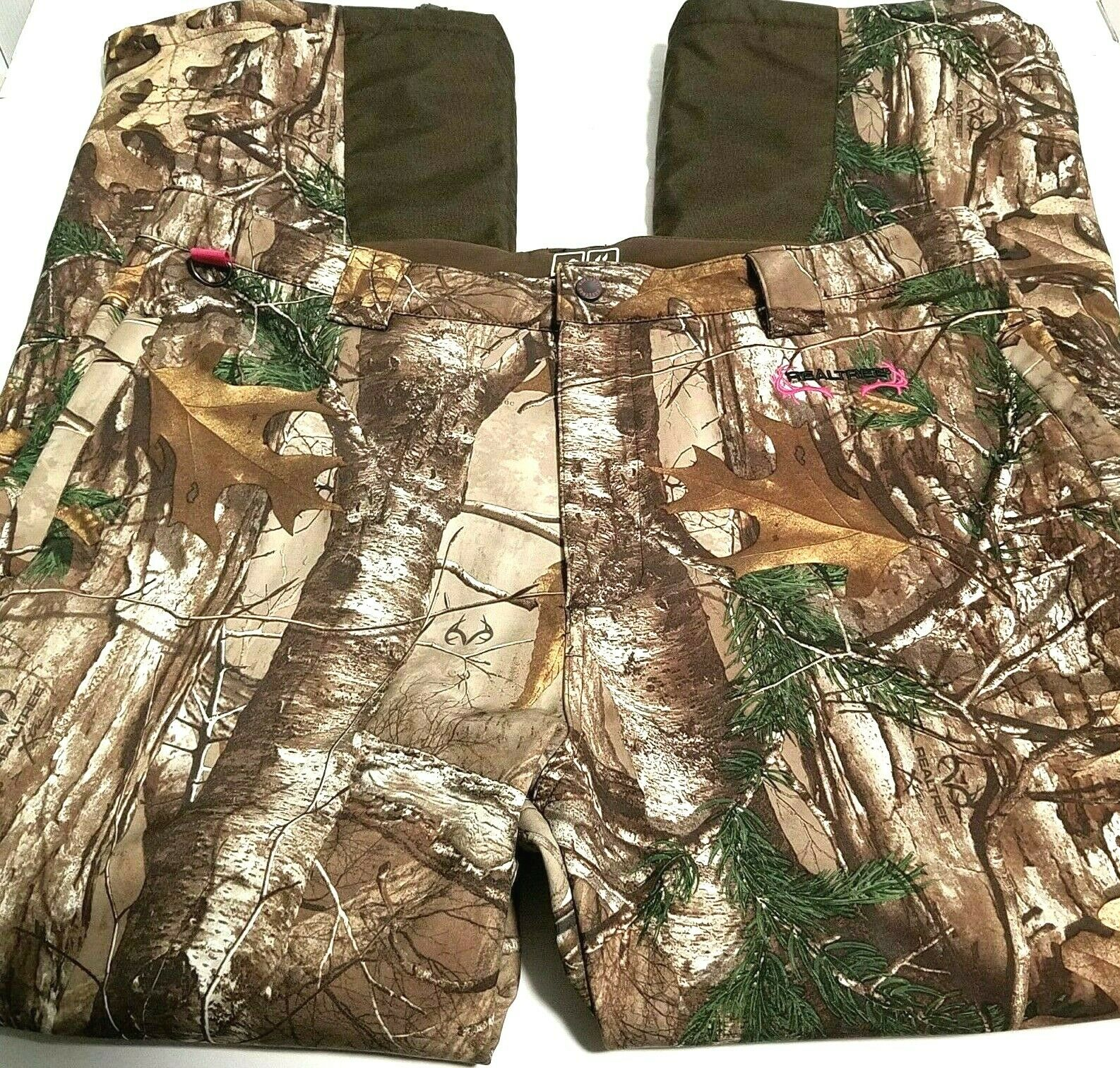 Realtree Camouflage Hunting Pants  XL 46-48 Men's Windproof Water Resistant  here has the latest