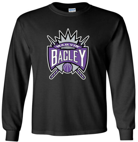 """Marvin Bagley III 3 Sacramento Kings /""""OLD LOGO/"""" T-Shirt"""