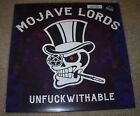 """MOJAVE LORDS 12"""" DESERT FIRE red vinyl LP UNFUCKWITHABLE queens of the stone age"""