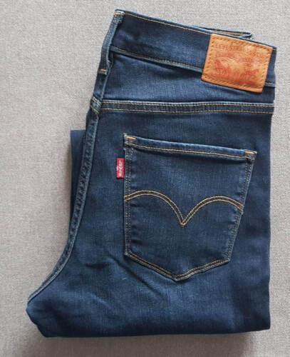 Damen Slicker Levi's City W27 Droite Levis L32 314 Coupe 19631 0048 Jeans dTwqHd