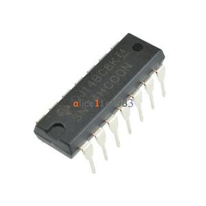 10pcs-SN74HC00N-74HC00N-IC-QUAD-2-INPUT-NAND-GATE-14-DIP