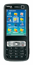 Original Nokia N73 Black Mobile Phone