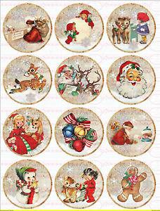 Weihnachten Kinder.Details Zu Bügelbild Weihnachten Kinder Weihnachtsmann Baum Glocken A4 No 1347 Vintage